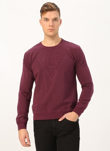 Guess Sweatshirt Bordo